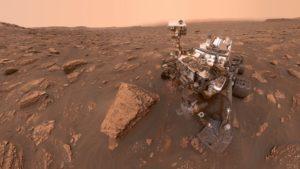 Mars'ın Metan Gizemi